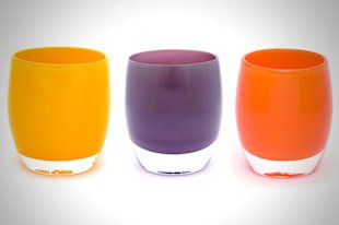 Glassbaby Handblown Cups