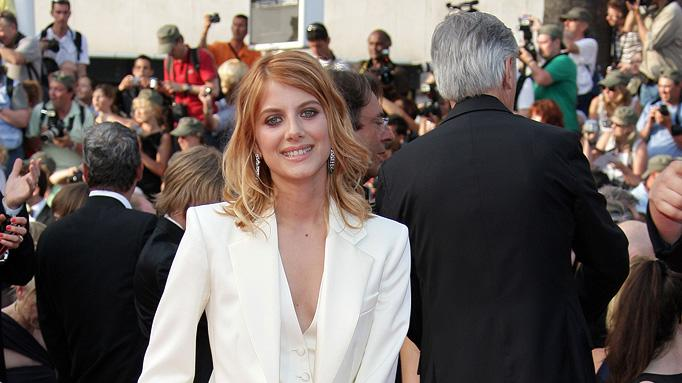 2009 Cannes Film Festival Melanie Laurent