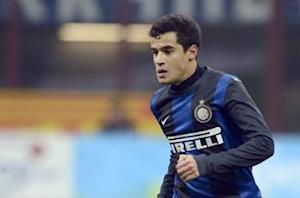 Liverpool completes 11.8 million pound Coutinho signing