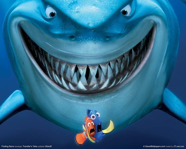 "Watch ""Finding Nemo"""