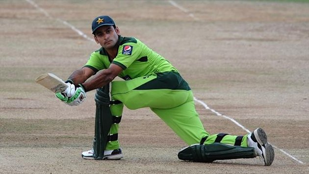 Mohammad Hafeez of Pakistan (PA Photos)