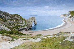 Jurassic Coast in Dorset & East Devon, England (Photo: Thinkstock/iStockphoto)