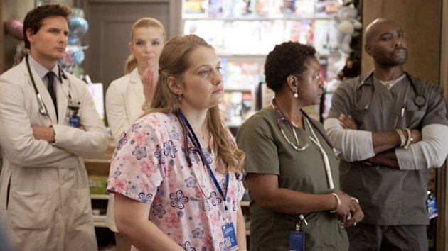 'Nurse Jackie' Star Teases Very Different Season 5