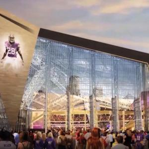 Vikings Stadium potential death trap for migrating birds