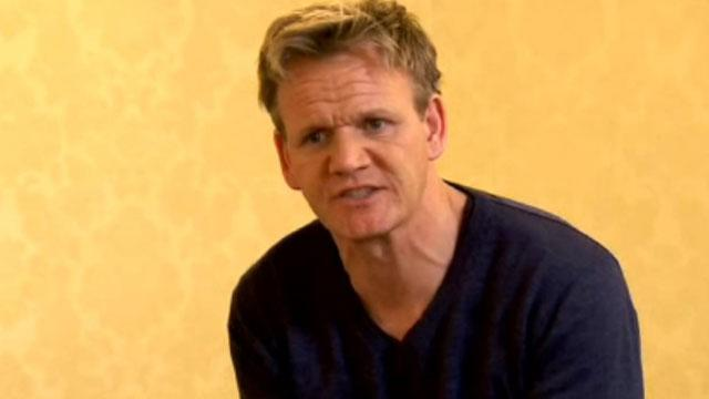 Gordon Ramsay Checks into Haunted Hotel