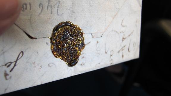 'Letterlocked' Trove: X-Rays to Peer into Sealed 17th-Century Notes