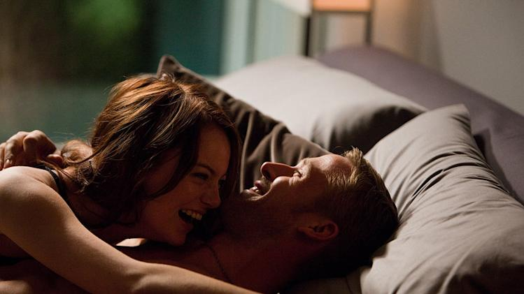 Crazy Stupid Love Warner Bros Pictures 2011 Emma Stone Ryan Gosling