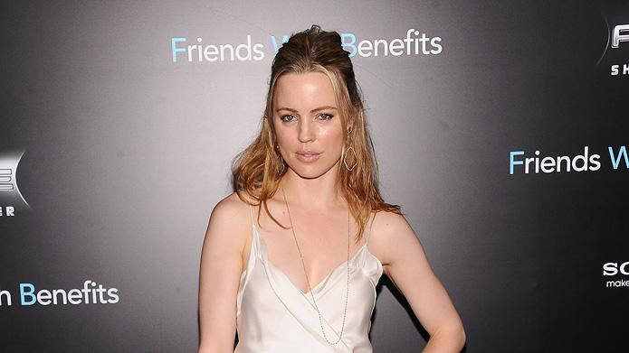 Friends with Benefits 2011 NY Premiere Melissa george