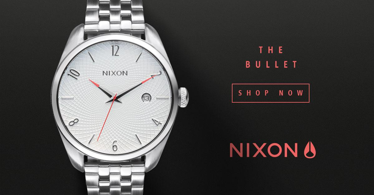 Nixon® Female Watch - The Bullet