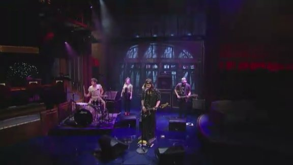 Live On Letterman - JEFF the …