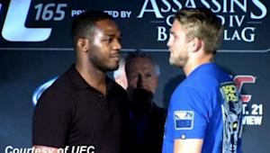 Jon Jones on Gustafsson: I Use My Timing, My Rhythm, My Distance A Lot Better Than Him