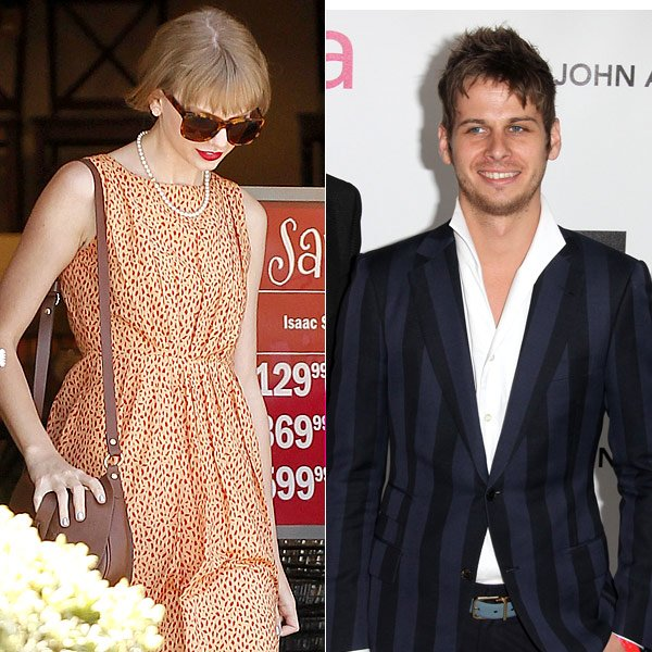 Taylor Swift Dating Foster The People Frontman Mark Foster?