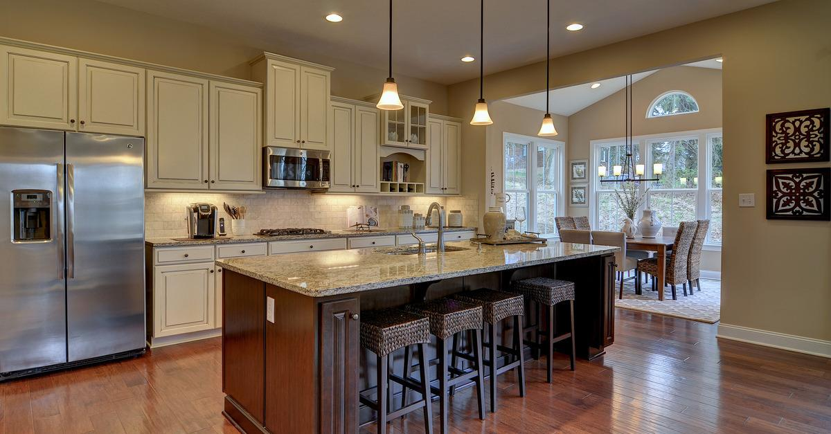 New Ryan Homes in Centreville