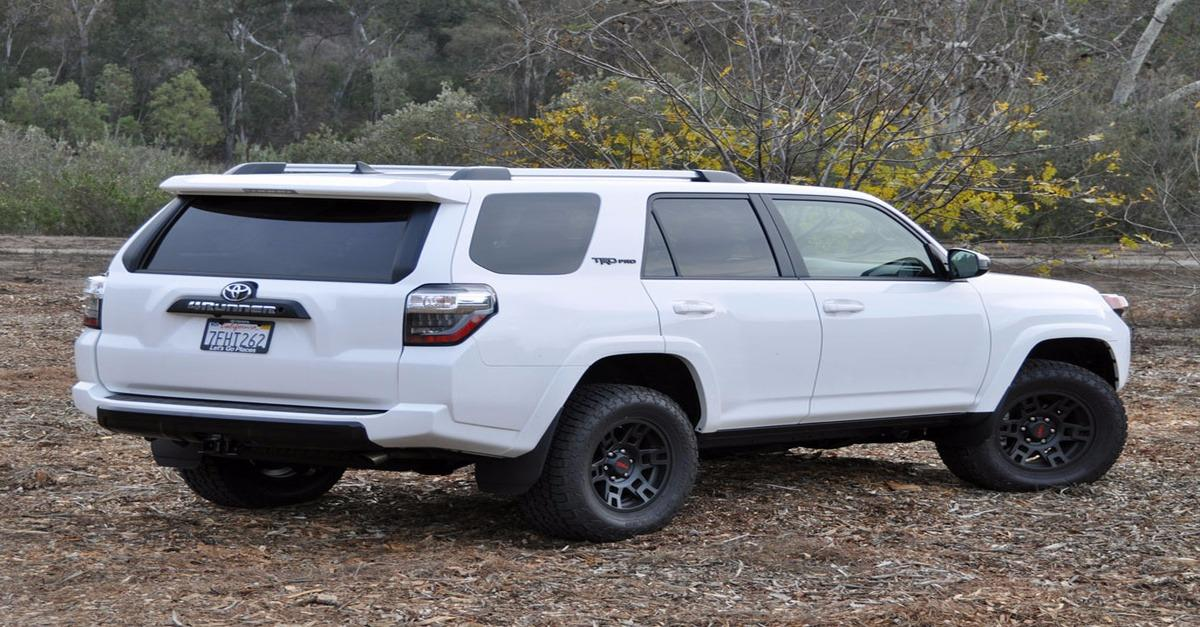 Get the Ultimate 4WD Performance and Sleek Look