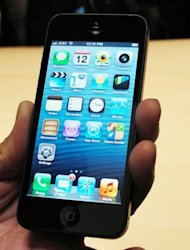Apple last week unveiled its new iPhone 5 -- a lighter, thinner and more powerful version of its iconic mobile device, staking its claim to leadership in the red-hot smartphone market