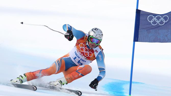 Norway's Aksel Lund Svindal pulls out of Olympics