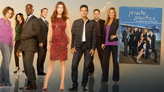 """Private Practice"" DVD Giveaway"