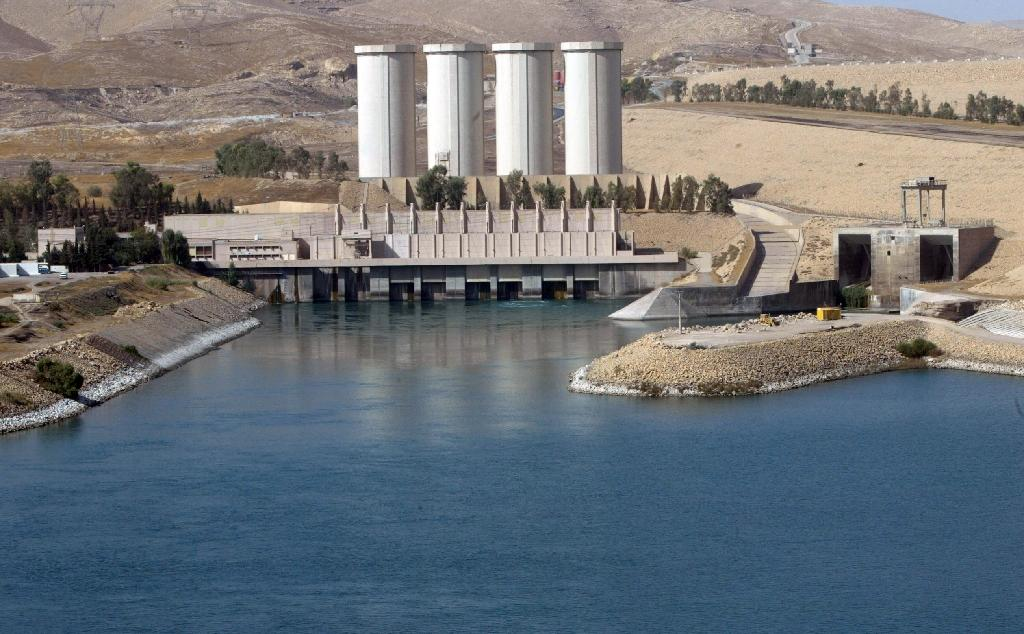 Iraq's largest dam at 'higher risk' of failure: US