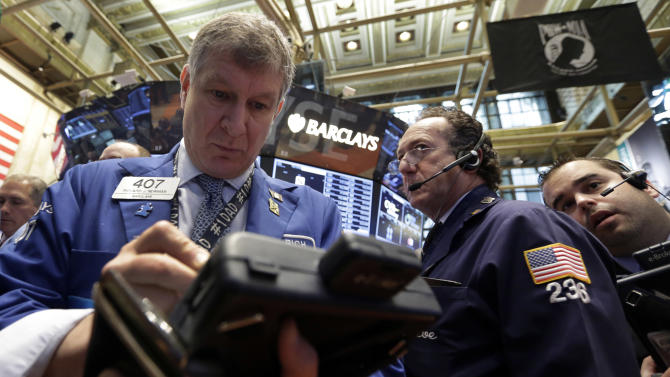Strong US jobs report triggers stock market rally