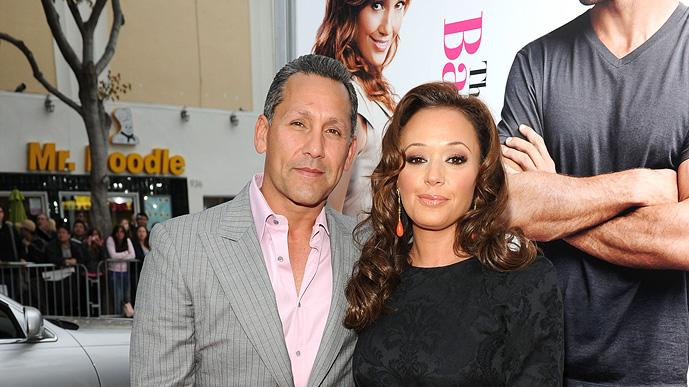 The Back up Plan LA premiere 2010 Leah Remini