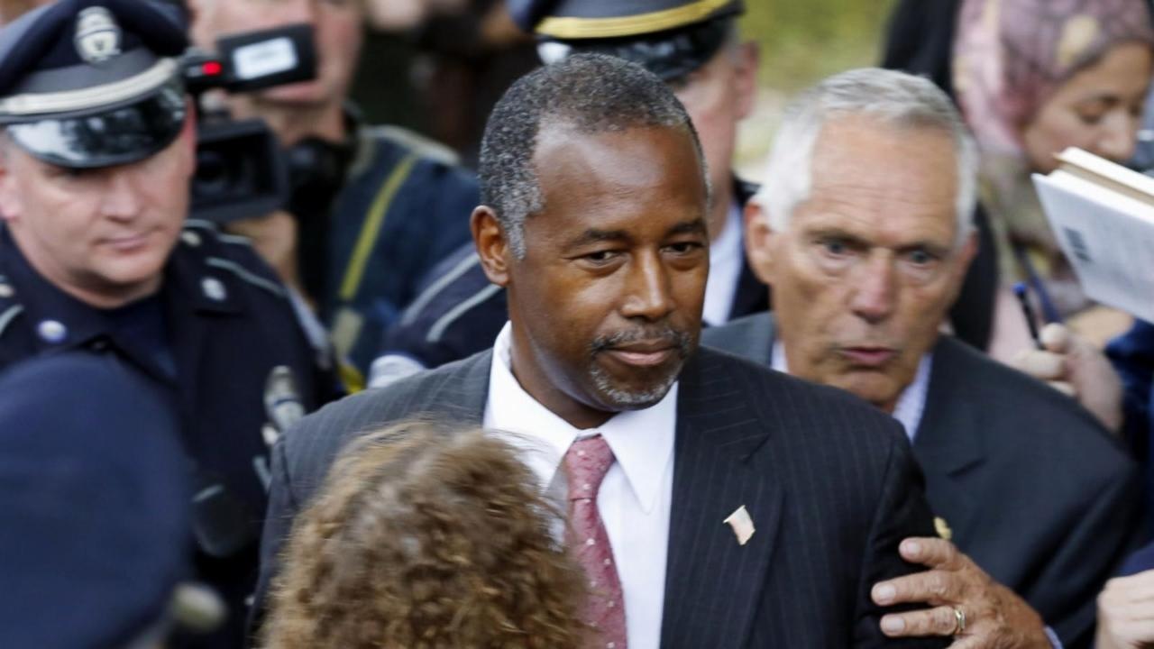 Ben Carson Doubling Down on Comments About Fatal Oregon School Shooting