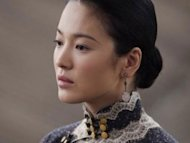 Zhang Ziyi in John Woo's new movie