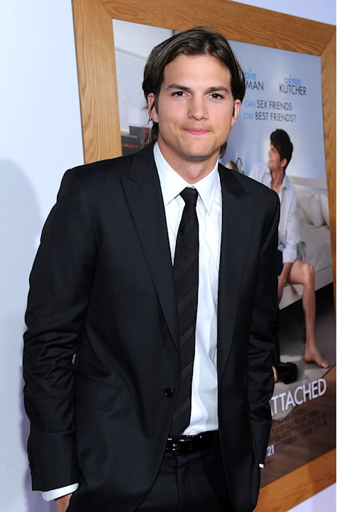 No Strings Attached LA premiere 2011 Ashton Kutcher