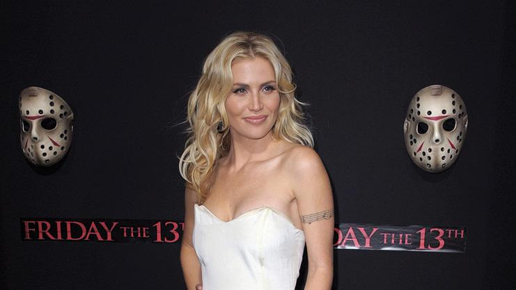 Friday the 13th LA Premiere 2009 Willa Ford
