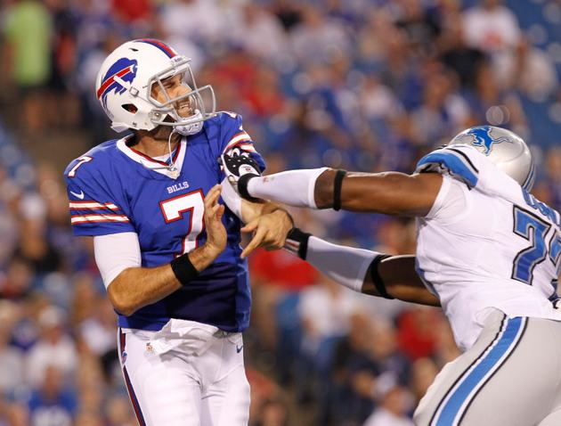 Friday's NFL cuts: Matt Leinart already out in Buffalo