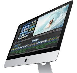 Apple's new 27-inch iMacs won't ship until January