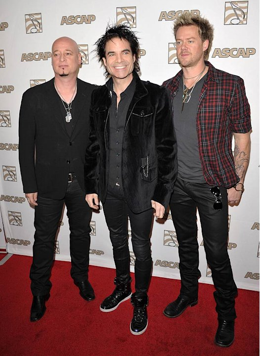 Train ASCAP Awards
