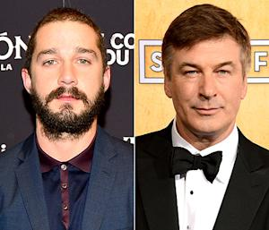 "Shia LaBeouf Explains Alec Baldwin Feud: ""We Had Tension as Men"""