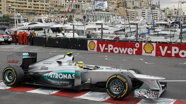 5 things you need to know about the Monaco Grand Prix