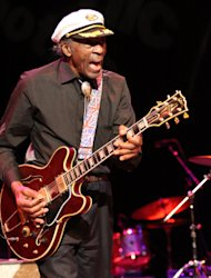 Chuck Berry Rocks Cleveland Tribute Concert