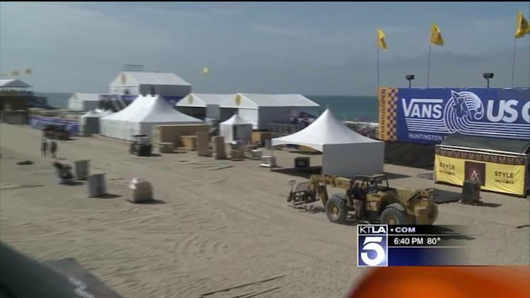 U.S. Open Surf Championships to Hit Huntington Beach This Weekend
