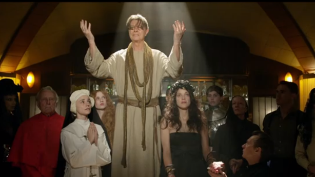 Is David Bowie's New Music Video Too Anti-Religion for YouTube?