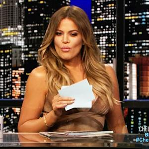 Khloe Attacks Tabloid Rumors