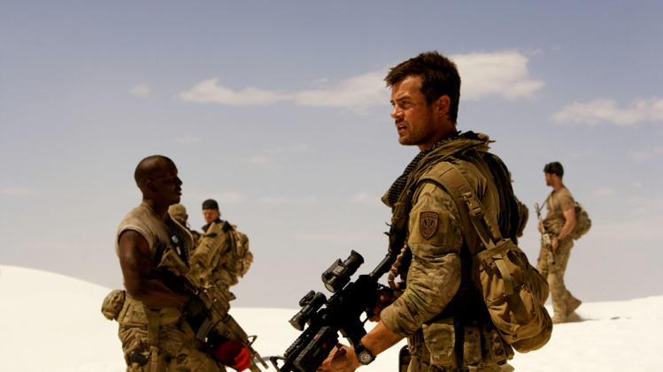 Tyrese Gibson Josh Duhamel Transformers Production Stills Paramount 2009