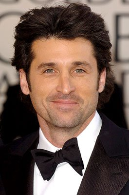 Patrick Dempsey 63rd Annual Golden Globe Awards - Arrivals Beverly Hills, CA - 1/16/05