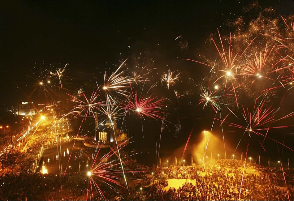 New Year 2013 Indonesia