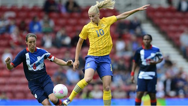 Team GB women warm up with Sweden draw