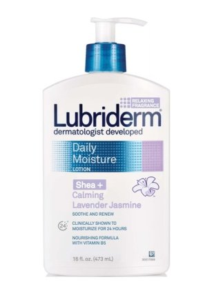 New Lubriderm Lotion