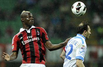 Balotelli lashes out at officials