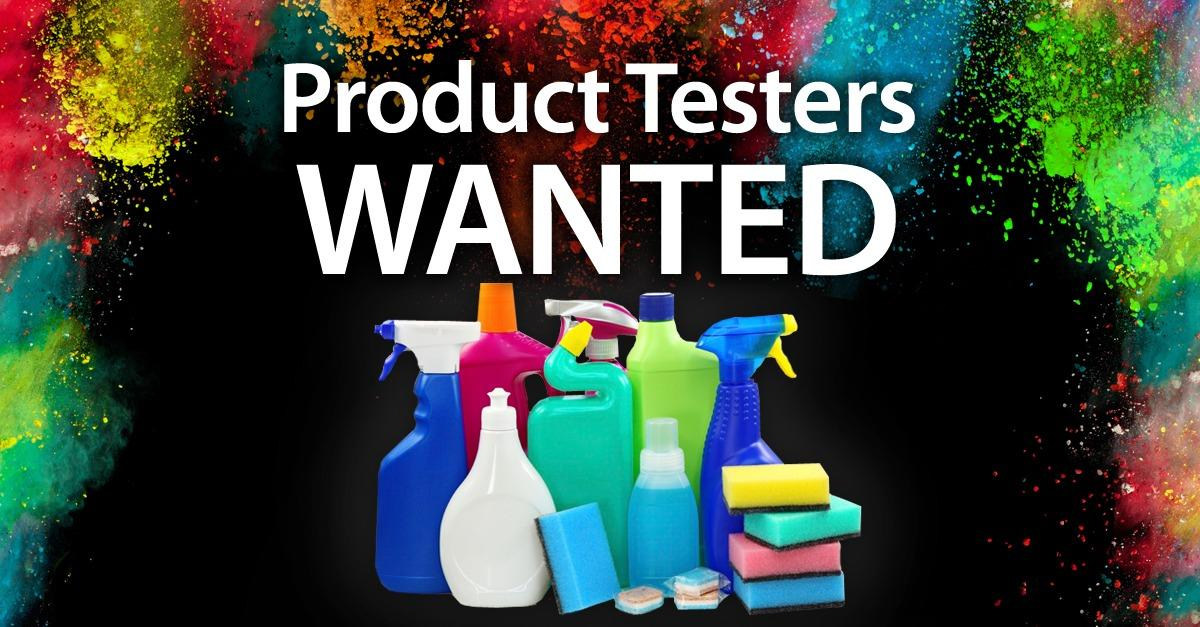 Free Stuff Testers Wanted