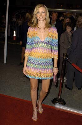 Amy Smart at the LA premiere of Warner Bros.' Starsky & Hutch