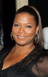 Queen Latifah attends the unveiling of her first lifestyle collection with HSN at The Lion, NYC, on May 23, 2011 -- Getty Images