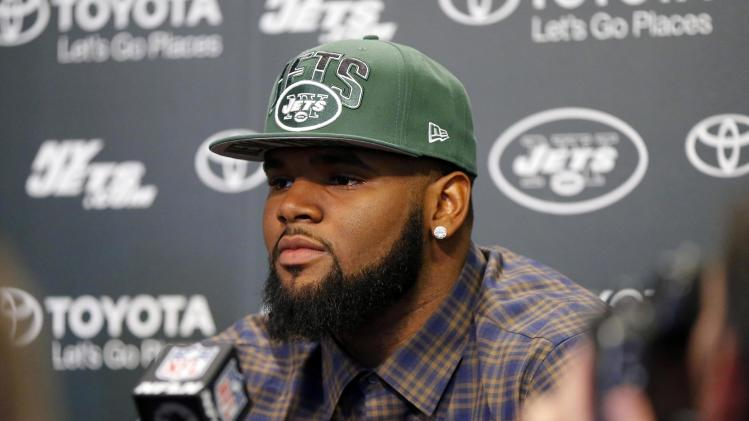 NFL: New York Jets-Press Conference