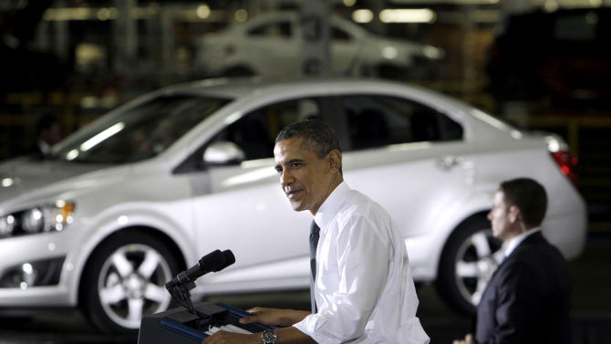 Government prepares to sell General Motors stock