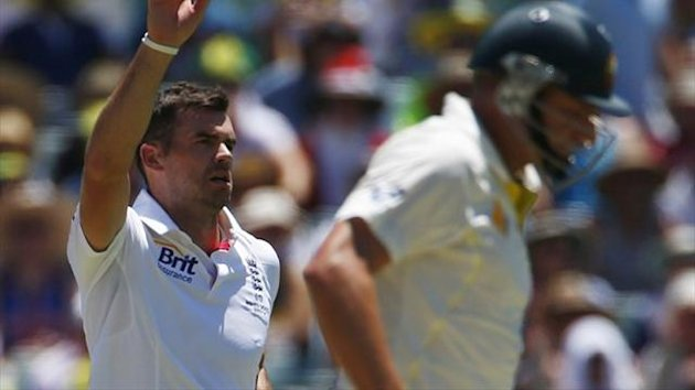 England James Anderson (Reuters)