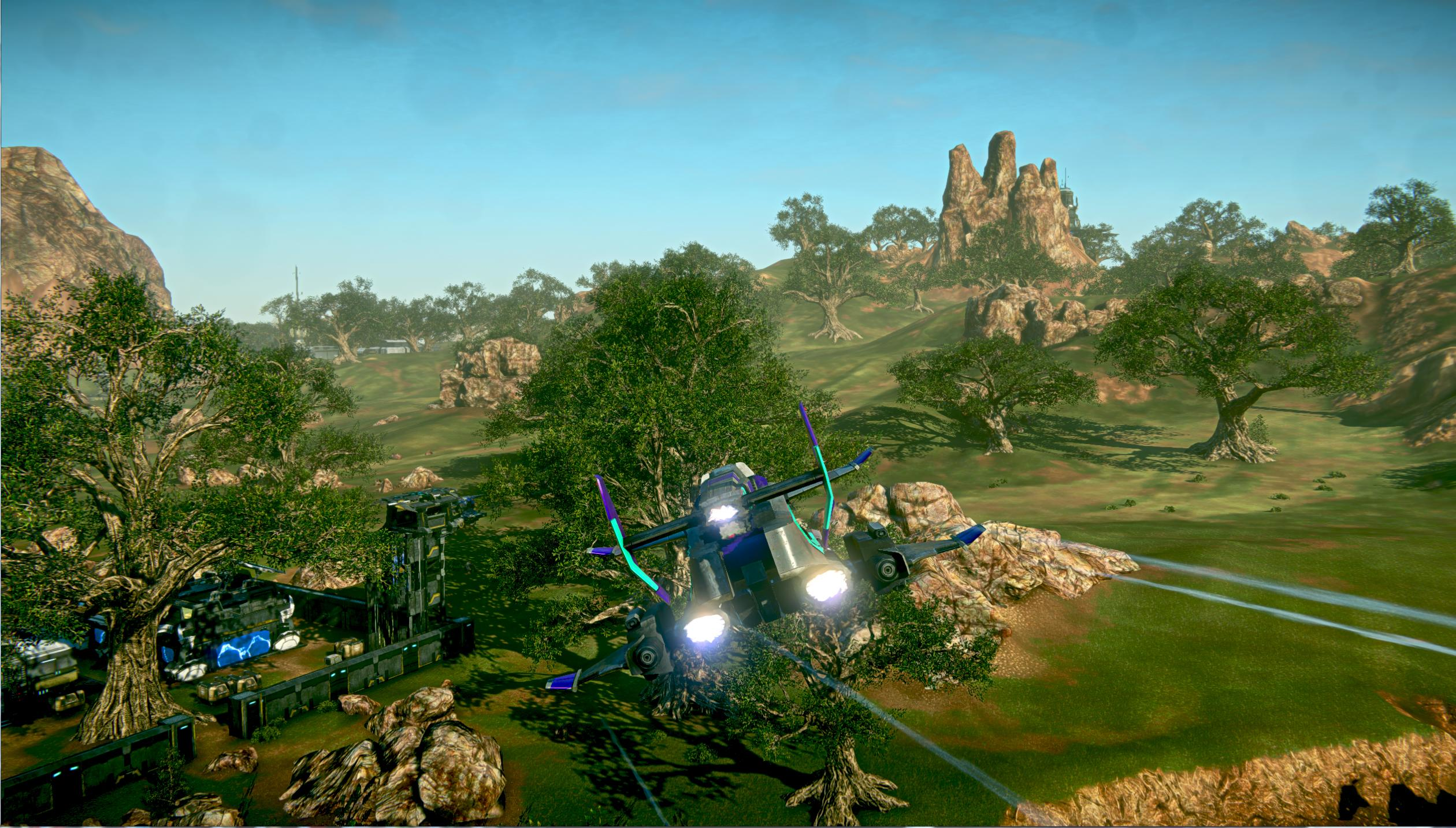 Planetside 2 Sets Guinness World Record After 1,158 People Battle At Once